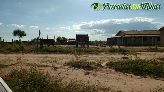 Fazenda com pista de pouso na Jaiba
