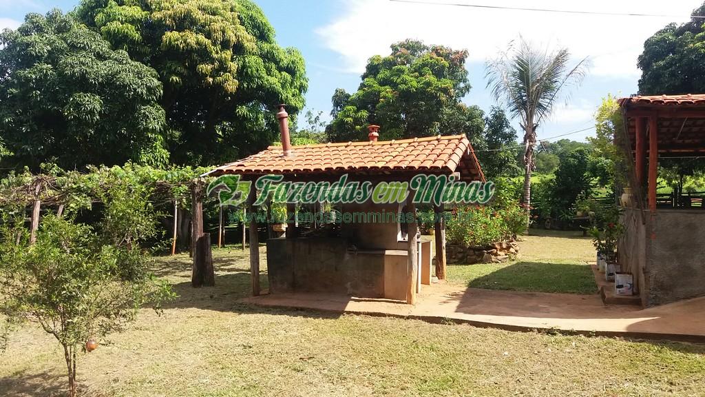 Fazenda  Cód.444  162 Ha  R$ 1.350.000